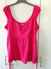 New Look Pink Top Size 18