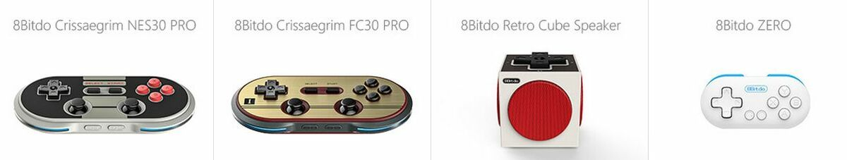 8Bitdo official store