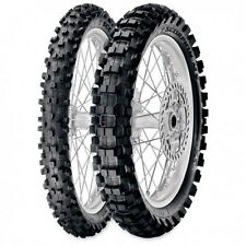 110/90-17 NHS 60M PIRELLI SCORPION MX EXTRA J Rear Motocross Tyre