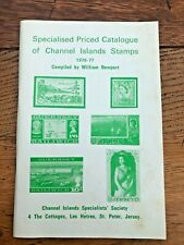 More details for specialised priced catalogue of channel islands stamps 1976 - 77