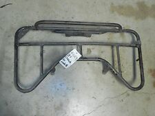 suzuki lt4wd quadrunner 250 ltf250 rear back luggage rack carrier 1987 1988 1989