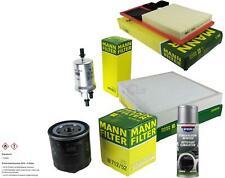 MANN-FILTER Paket + Presto Klima-Reiniger für VW Polo 6R_ Ibiza V Sportcoupe 6J1