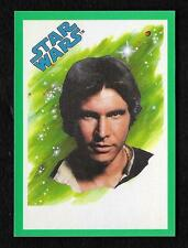 2017 Topps Star Wars 1978 Sugar Free Wrappers HAN SOLO Green Parallel #16/40
