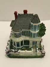 Liberty Falls Village Americana Collection Mayor Griffin's Home Ah211 2000