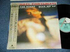 "MICHAEL FORTUNATI Japan 1986 12""+Obi GIVE ME UP"