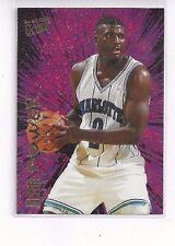 1994-95 FLEER ULTRA BASKETBALL ULTRA POWER INSERT LARRY JOHNSON #3 OF 10