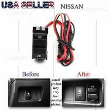 FOR NISSAN ALTIMA/MAXIMA DUAL POWER USB ADAPTER DIRECT FIT AFTERMARKT CHARGER
