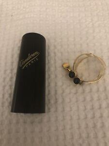 Vandoren M/O Series Saxophone Ligature Tenor Sax - Gold Color