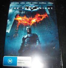 The Dark Knight - Batman (Christian Bale Heath Ledger) (Aust Region 4) DVD – New