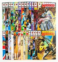 Eternal Warrior Lof of 29 issues from #4-38 (1992 Valiant) 1st Bloodshot App NM-