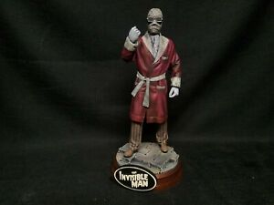 THE INVISIBLE MAN MONSTER MODEL KIT BUILT UP