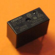 2 stk. g5q-1a-eu dc12 omron g5q g5q-1a relés 12v 1 carcelero 2pcs.