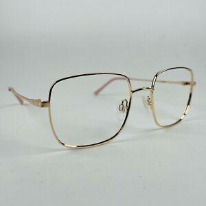 SPECSAVERS eyeglasses GOLD SQUARE  glasses frame MOD: 30790476