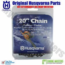 OEM Husqvarna  20'' Chainsaw Chain H80 .050 3/8 72DL 455 460 Rancher 531300441