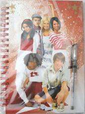 Chicas Diario Pad High School Musical 3 Kids Notebook Escuela Con Bolígrafo De Gel
