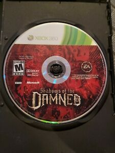 Shadows of the Damned GAME ONLY (Microsoft Xbox 360, 2011)