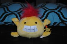 FlingSmash Zip Plush Stuffed Doll Nintendo Wii Video Game Limited Edition NWT