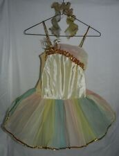 Lot of 7 Vintage Child's / Girls Dancing Contest Costumes