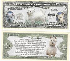 Dollar West Highland White Terrier, Dog Lover