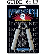 IronMind - Captains of Crush CoC Hand Grippers - 60lb Guide Gripper - BEST VALUE