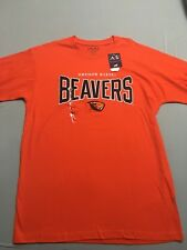 Oregon State Beavers Embroidered T-Shirt Mens Large