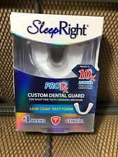 Nuevo Sueño derecho prorx Pro Rx Protector Dental De Baja Temperatura personalizado rápido formando