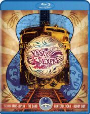 Festival Express (Blu-ray) New Blu-ray