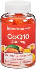 CoQ10 Adult Gummy Vitamins Nutrition Now 60 Gummy