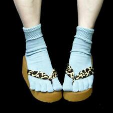 Toe Socks Pure Silk Ski Socks Uk 4-6 Ski Thermal Warm Cool Winter Soft Women