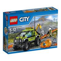 LEGO® City 60121 Vulkan-Forschungstruck - NEU / OVP