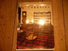 MEUBLES ET ENSEMBLES LORRAINS  Editions Ch.Massin