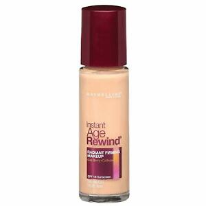 Maybelline Instant Age Rewind Radiant Firming Makeup --Choose shade---
