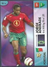 PANINI FIFA WORLD CUP-GOAAL 2006- #050-PORTUGAL-JORGE ANDRADE