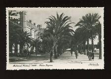 Spain MALLORCA Palma Paseo Sagrera c1920/30s? RP PPC