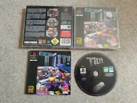 Tilt Pinball PS1 Sony Playstation 1 Game