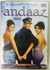 Andaaz - Akshay Kumar, Priyanka Chopra, Lara Dutta - Hindi Movie DVD Eng Subtitl