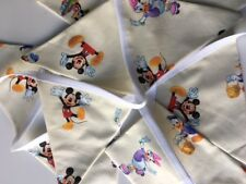 Disney Mickey Mouse, Donald Duck and More Bunting