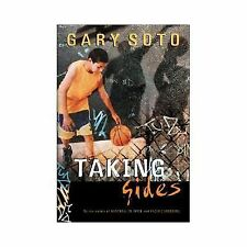 Taking Sides by Gary Soto (2003, Paperback)