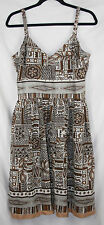 Dressbarn Summer Dress / Sundress – Size 10 – Great Dress!