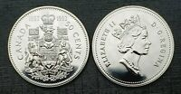 Canada 1992 Proof Like Gem Fifty Cent Piece!!