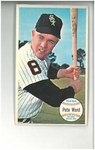 1964 Topps Giants PETE WARD #33- VG