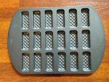 HTF WILTON Non-Stick Diamond Pattern Cookie Bar / Wafer Pan