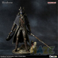 Game Bloodborne The Old Hunters Statue PVC Figure Model Toy Gift 30cm New