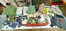 Us Military Gear Books Usma Tactical Vintage Machete Field Jacket Shirts