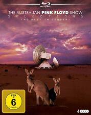 The Australian pink floyd show-selections-the best en concert 4 Blu-ray NEUF