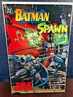War Devil BATMAN & SPAWN Team-up Graphic Novel (1994) Paperback TPB pb DC Image