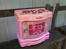 Disney Princess Kitchen Stove Oven Girls Play Pretend Cooking 15 Inch Tall