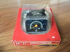 "Vintage From Cycle Products 26""-27"" Speedometer 615!  Nos! New!"