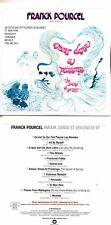 CD Franck POURCELAmour Danse et Violons N°47 (1976) - Mini LP REPLICA - 12-tr