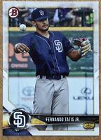 2018 Bowman Prospect Fernando Tatis Jr. #BP-114 RC San Diego Padres